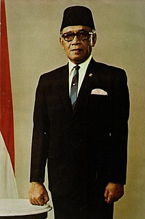 Hamengkubuwono IX Second Vice President of the Republic of Indonesia; Sultan of Yogyakarta, 1940-1988