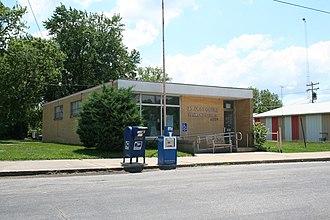 Hammond, Illinois - Hammond Post Office