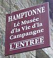 Hamptonne sign.jpg