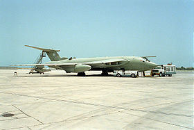 Handley Page H.P.80 Victor de la Royal Air Force (16 mai 1993)