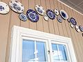 Hanging Plates at Gothenburg Airport in Sweden (17405684485).jpg