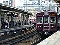 Hankyu Railway ishibashi-sta.JPG