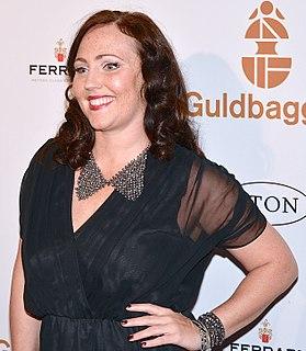 Hanna Hedlund Swedish singer (born 1975)