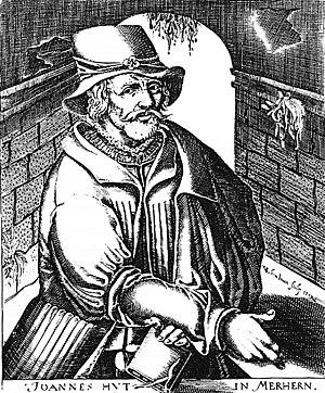Römhild - Hans Hut