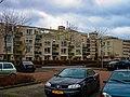 Harderwijk - Drielanden - Chopindreef - View SE on Social Housing 1995.jpg