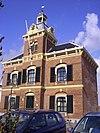 foto van Klok afkomstig van de voormalige Havenpoort