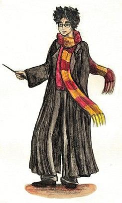Harry Potter (personaje) - Wikipedia, la enciclopedia libre