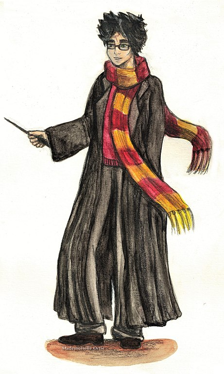 serpentard harry potter personnage