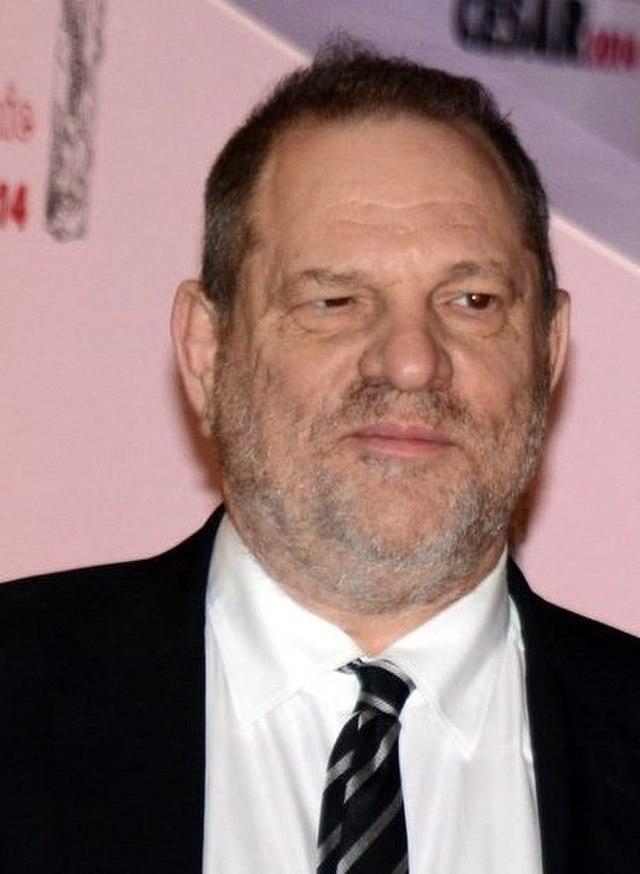 Harvey Weinstein Ce'sars 2014 (cropped)