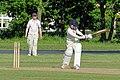 Hatfield Heath CC v. Netteswell CC on Hatfield Heath village green, Essex, England 41.jpg