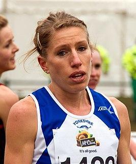 Hatti Archer British athlete