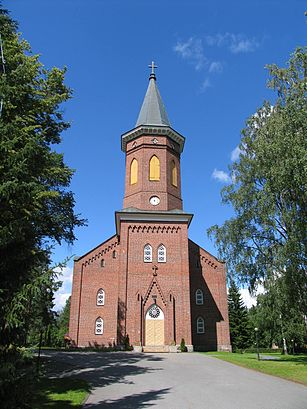 Kuinka päästä määränpäähän Hattulan Uusi Kirkko käyttäen julkista liikennettä - Lisätietoa paikasta