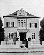 Haus zimmer offenbach by hugo schmoelz