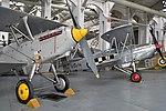 Hawker Nimrod & Fury. Duxford, 26-1-2018 (40105868311).jpg