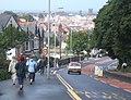 Heading down to Aberystwyth town - geograph.org.uk - 925064.jpg