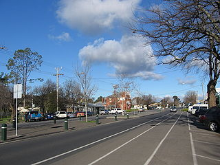 Heathcote, Victoria Town in Victoria, Australia