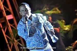 """Héctor Acosta (singer) - Image: Hector Acosta """"El Torito"""""""