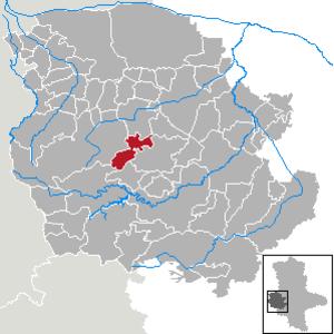 Heimburg - Image: Heimburg in HZ