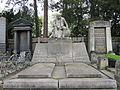 Heinrich Munk grave, 2016.jpg