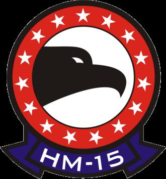 HM-15 - HM-15 Blackhawks insignia