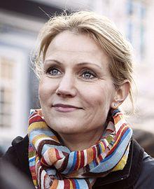 bà thủ tướng Đan Mạch, Helle Thorning-Schmidt