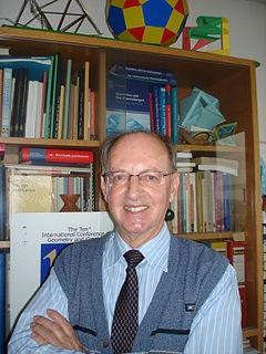 Hellmuth Stachel Austrian mathematician