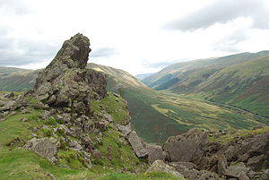 Helm Crag - The Summit