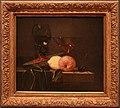 Hendrick van streeck, natura morta con frutta, bicchieri da vino e un cestino di ciliegie, 1680-90 ca.jpg