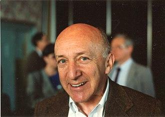 Leon Henkin - Henkin in 1990