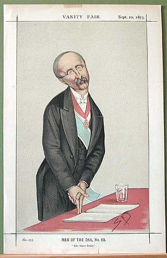 Henry Bartle Frere - Henry Bartle Frere, by Spy in Vanity Fair, 1873