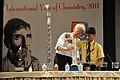 Herbert Walter Roesky - Chemical Curiosities - Kolkata 2011-02-09 0753.JPG