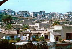 Panorama of Ercolano