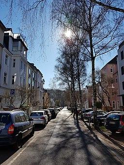 Hermann-Pflaume-Straße in Köln