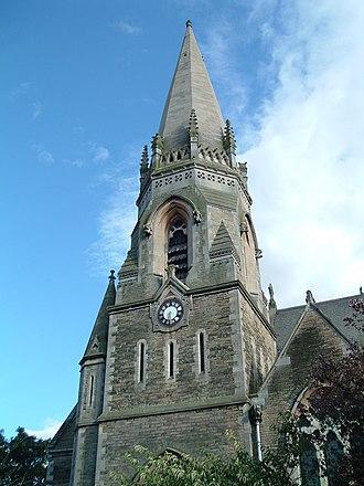 Heworth, York - Image: Heworth Church
