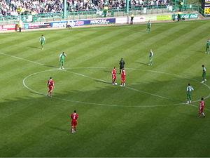 2007–08 Hibernian F.C. season - Hibs 3–3 Aberdeen,  25 August 2007