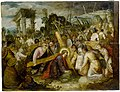 Hieronymus Francken (II) - Christ and Saint Veronica on the Road to Calvary.jpg