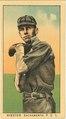 Hiester, Sacramento Team, baseball card portrait LCCN2008677322.tif
