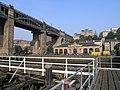 High Level Bridge and Keep from Swing Bridge - geograph.org.uk - 485971.jpg
