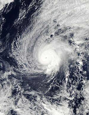 2015 Pacific typhoon season - Image: Higos 2015 02 10 0310Z