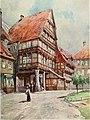 Hildesheim, by Edward Theodore Compton, 1912.jpg