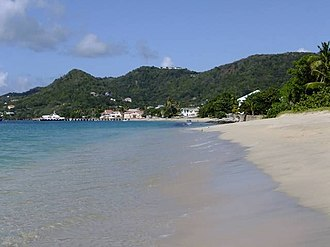 Carriacou - Image: Hillsborough Carriacou