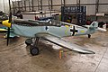 Hispano HA.1112M1L Buchon 'Yellow 7' (G-AWHM) (42446676545).jpg