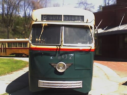 Wolf Bus Lines Tours