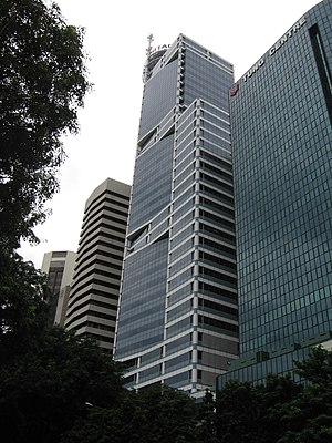 16 Collyer Quay - Image: Hitachi Tower, Dec 05