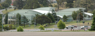 Doone Kennedy Hobart Aquatic Centre aquatic sporting facility in Hobart, Australia