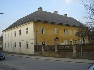 "Loosdorf - The former grammar school (""Hohe Schule"")"