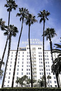 hotel in Hollywood, Los Angeles, California
