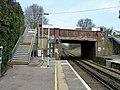Holmwood station - on the up platform - geograph.org.uk - 2308645.jpg