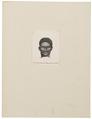 Homo sapiens - Cormantin, Ghana - 1700-1880 - Print - Iconographia Zoologica - Special Collections University of Amsterdam - UBA01 IZ19400047.tif