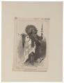 Homo sapiens - indiaan, Amerika - 1700-1880 - Print - Iconographia Zoologica - Special Collections University of Amsterdam - UBA01 IZ19500161.tif